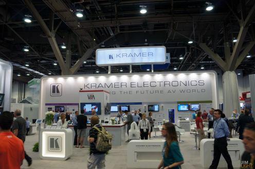 Kramer Electronics @ InfoComm 2014