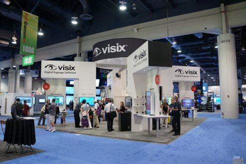 VISIX, InfoComm 2014