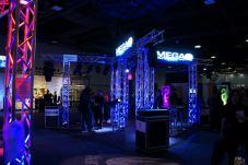 USITT 2015 Show Floor... Mega Lite