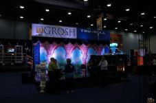 USITT 2015 Show Floor... Grosh