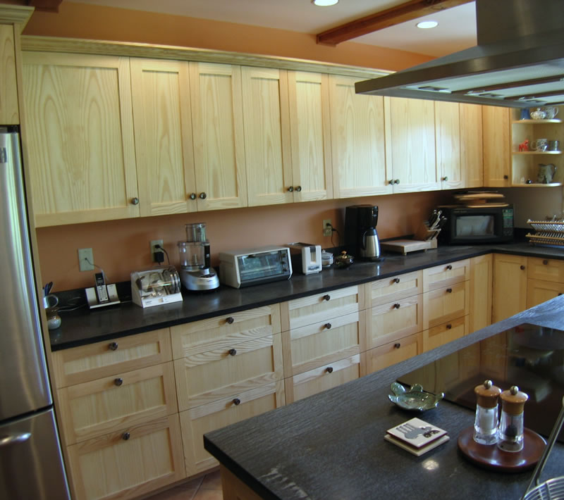 craftsman style kitchen cabinets small round table jim picardi, cabinetmaker, fine woodworking & design ...