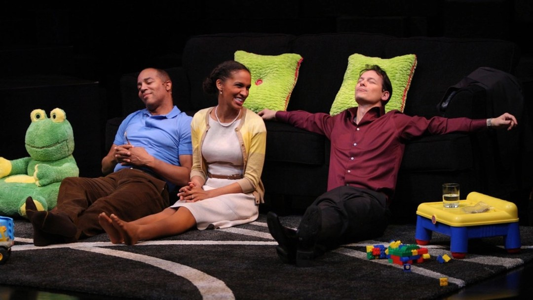 Bobby Daye, Jessie Hooke, Jim Poulos - Company at Geva Theatre Center, 2012: Director: Mark Cuddy, Scenic Design: G.W. Mercier, Costume Design: Pamela Scofield, Lighting Design: Joel Moritz, Photos: Ken Huth