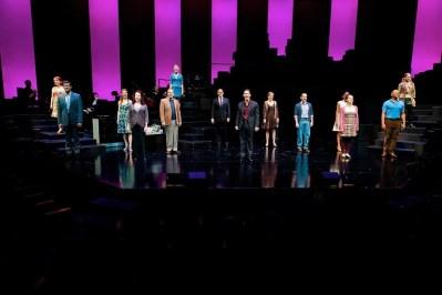 Company - Company at Geva Theatre Center, 2012: Director: Mark Cuddy, Scenic Design: G.W. Mercier, Costume Design: Pamela Scofield, Lighting Design: Joel Moritz, Photos: Ken Huth