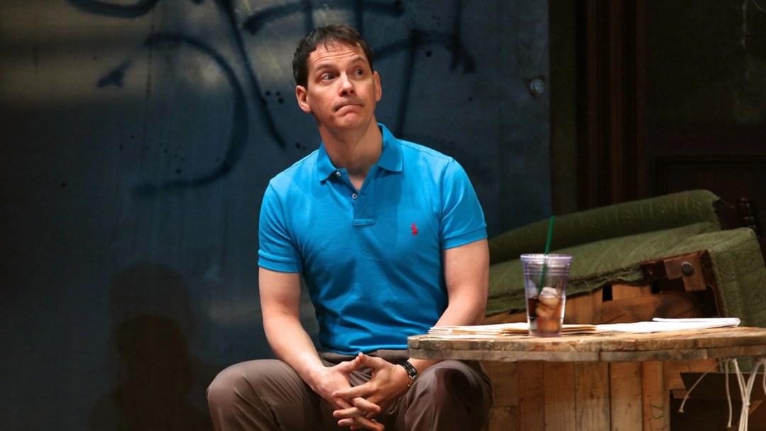 Jim Poulos in Clybourne Park at Geva Theatre Center
