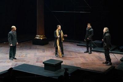 Hamlet 4 - Photo: Peter Wochniak