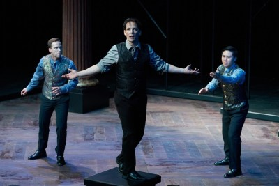 Hamlet 48 - Photo: Peter Wochniak