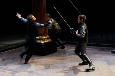 Hamlet 61 - Photo: Peter Wochniak