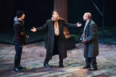 Hamlet 9 - Photo: Peter Wochniak