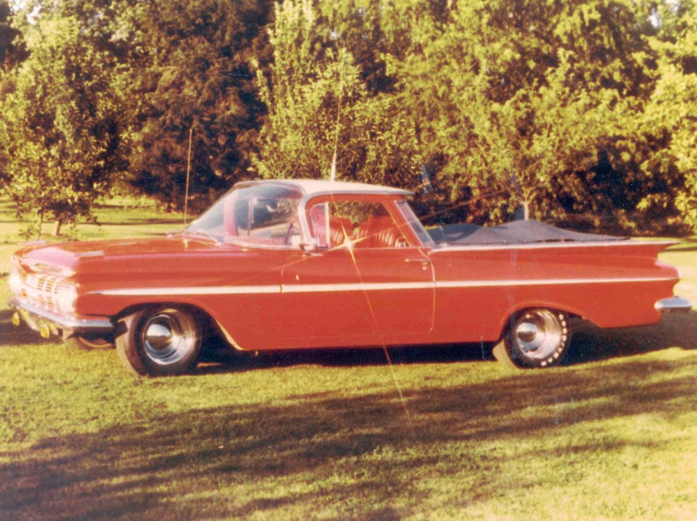 medium resolution of jim s 1959 chevrolet el camino