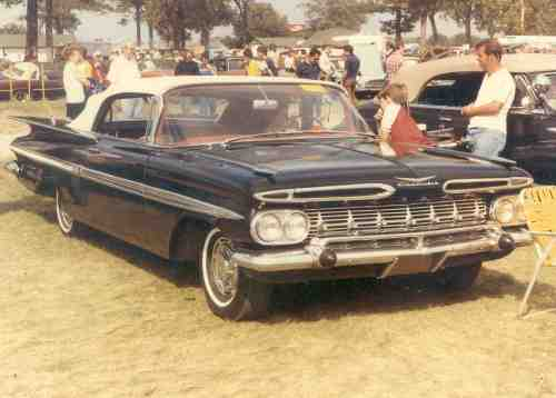 small resolution of a 1959 six cylinder belair in original paint never restored condition