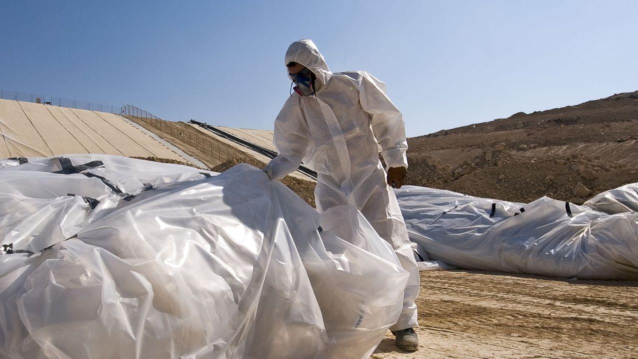 Commercial Asbestos Disposal