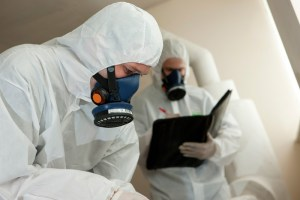 Commercial Asbestos Clearance Certificate