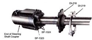 Steering Shaft Coupler