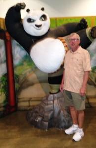 State Fair Panda