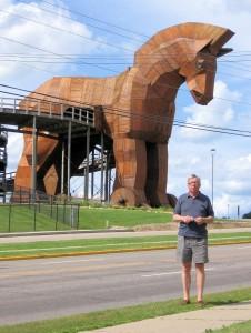 Mt. Olympus Trojan Horse
