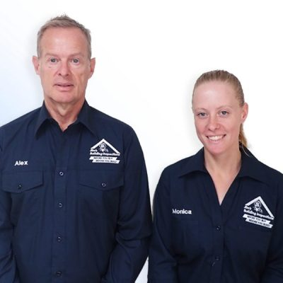 Alex and Monica Building Inspectors Carlingford