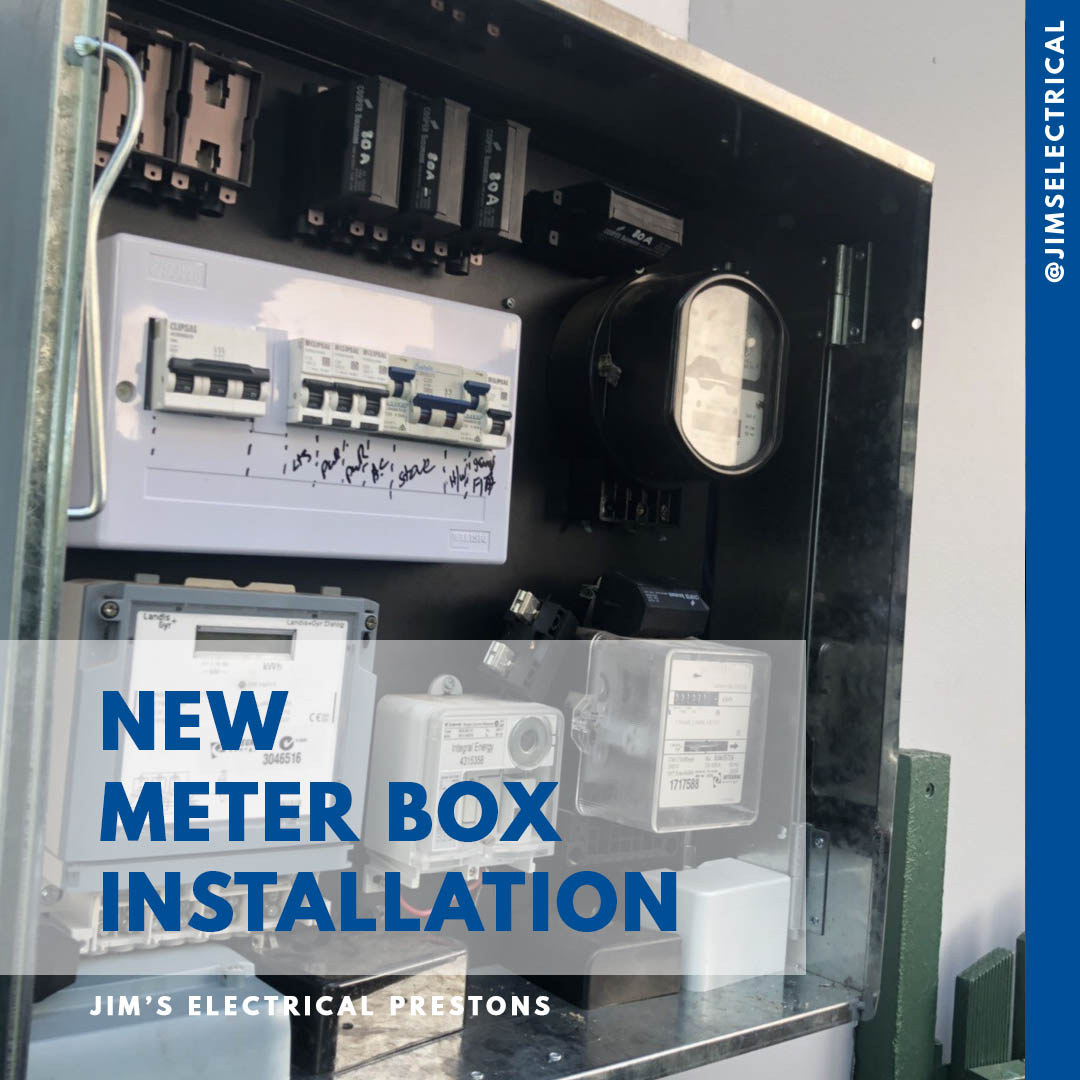 hight resolution of recent meter box relocation upgrade installation s by the jim s electrical team
