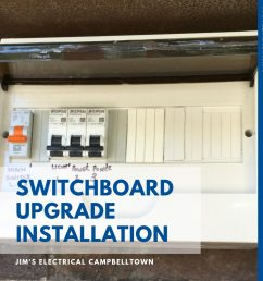 recent meter box relocation upgrade installation s by the jim s electrical team [ 1080 x 1080 Pixel ]