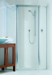 2 Framed Shower Screens