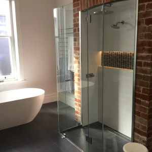 semaphore-2-300x300 Fully Frameless Shower Screen is the Hero of this Bathroom Renovation