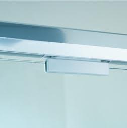 1-1 Semi Frameless Shower Screens