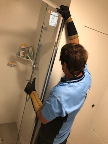 Shower Screen Repairs