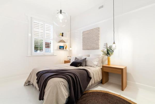 Property Styling Oakleigh - Master Bedroom