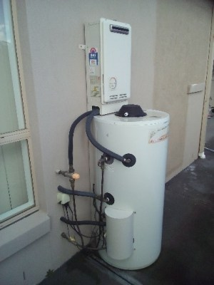Faulty Valve in Gas Booster on Chromagen Gas Boosted Solar Hot Water System  Jim's Plumbing