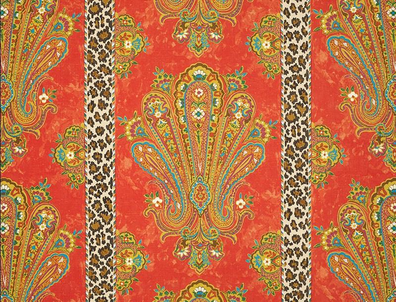 Grand Paisley Jim Thompson Fabrics
