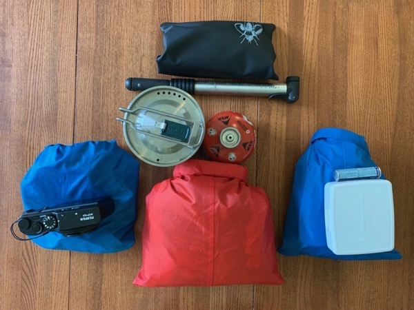 Bikepacking gear  10