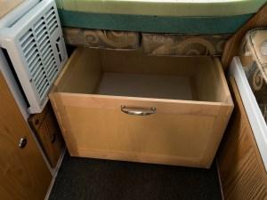 Custom Casita Drawer