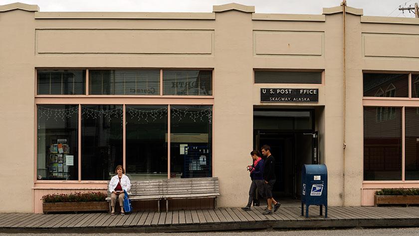 Skagway Post Office