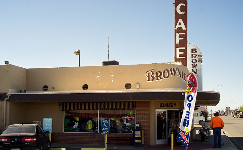 Browies Cafe
