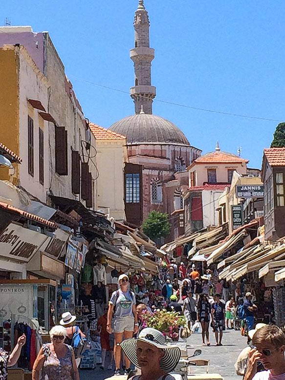 Rhodes Open Market