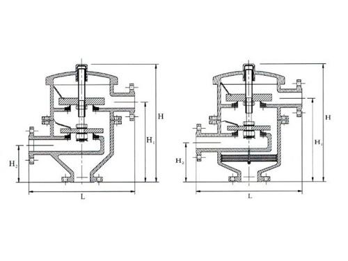 Double Nozzles Flame Arrester Breather Valve, Buy Breather