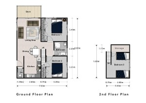 Whispering pines 3  floor plan