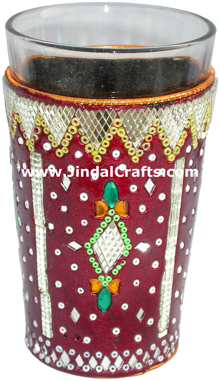 Glass Lac Made Indian Handicrafts Utility Gifts Arts