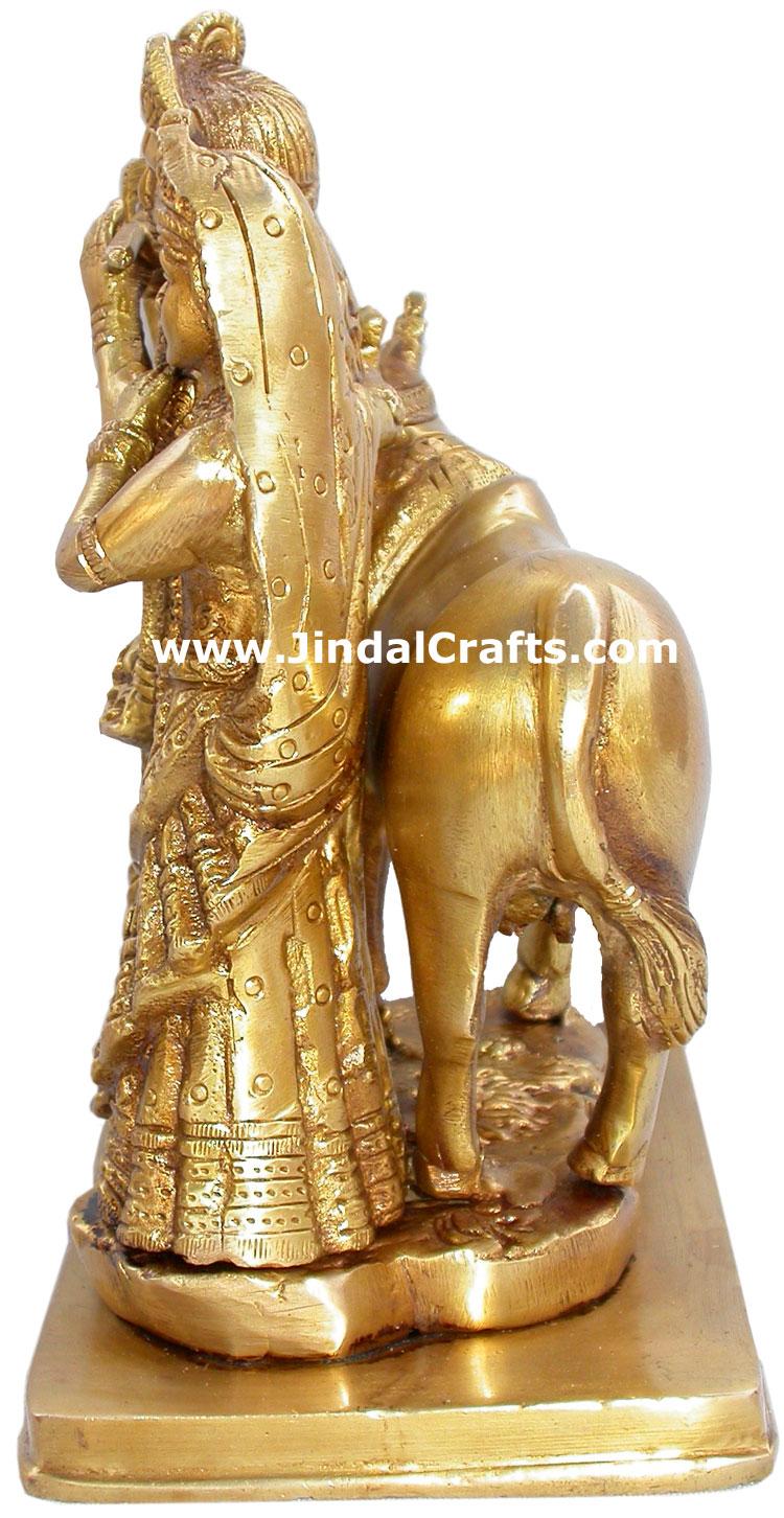 Radha Krishna Hindu God Goddess Sculptures Statues Arts