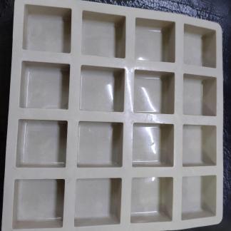 vedini square shape soap mold