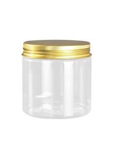 Vedini Plastic Jar With Golden Cap (200 ml)