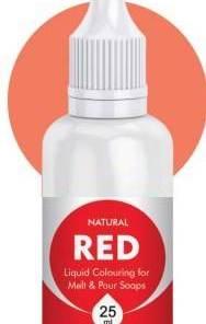Vedini Red Color