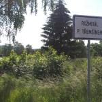 Cedule města Rožmitál