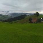Alpy ve Švýcarsku na Svatojakubské cestě