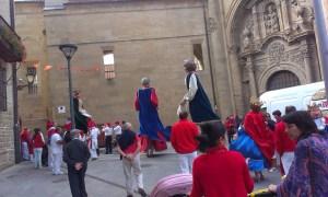 Pochod králů Vianna Španělská Svatojakubská pouť