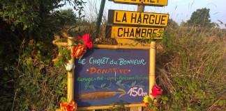 Při Svatojakubské pouti ve Francii jsem spal v donativo noclehárne v Peyret