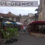 Ve Francii je možné na Svatojakubské cestě často nakupovat na trzích