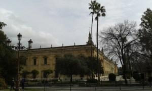 Univerzita ve španělské Seville byla původně fabrikou na tabák