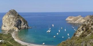 Palmarola, Itálie