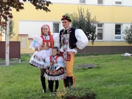 Hody v moravských Moravanech u Kyjova