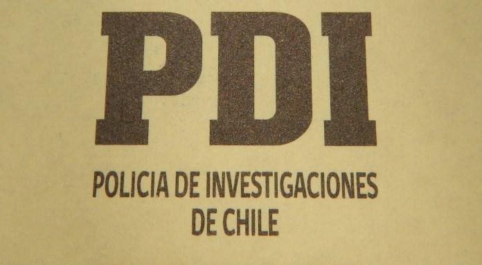 Chilská cizinecká policie PDI